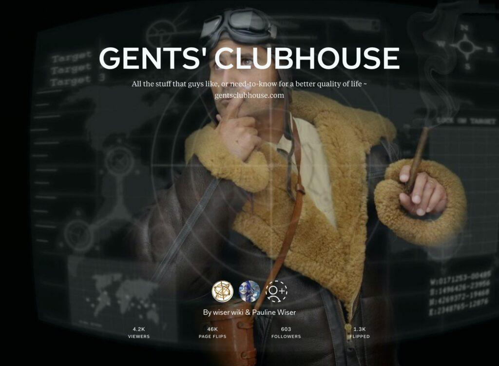 https://flipboard.com/@wiserwiki/gents-clubhouse-5oin96sfy