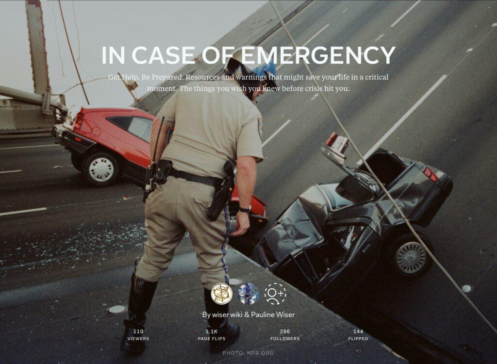 https://flipboard.com/@wiserwiki/in-case-of-emergency-u500h4u4y