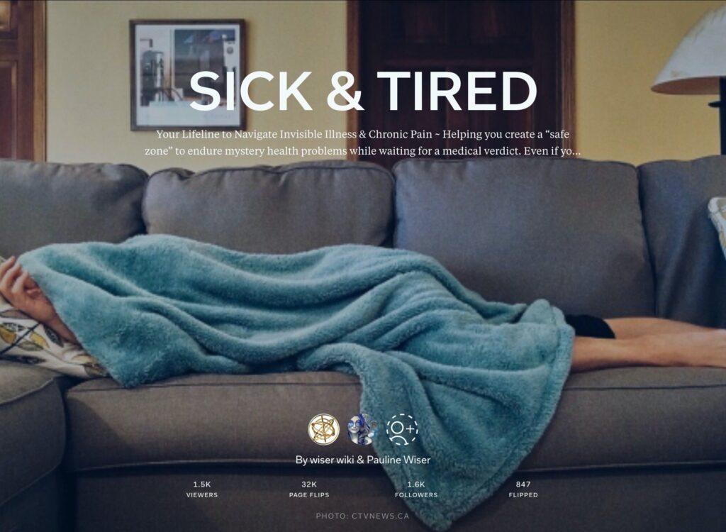 https://flipboard.com/@wiserwiki/sick-tired-m77j0ev9y